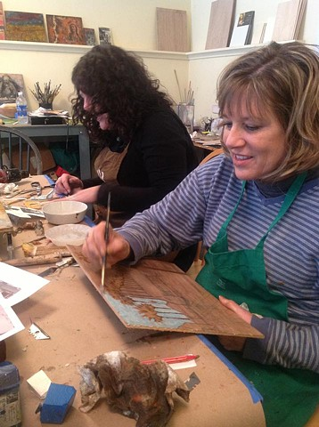 Encaustic Workshop