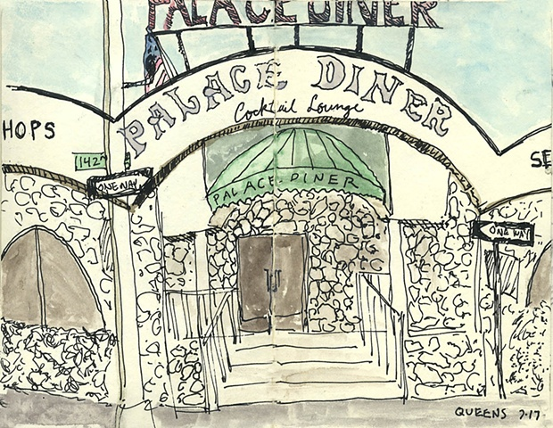 Palace Diner, Queens