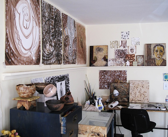 Studio Interior View