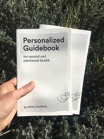Personalized Guidebook: Physical Copy