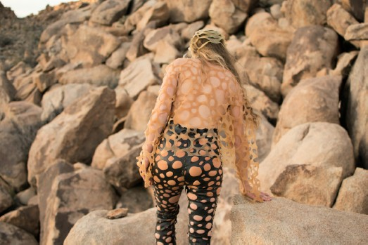 Latex in Joshua Tree