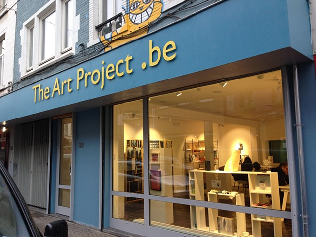 Exhibition 'The Art Project' Brussels 2016