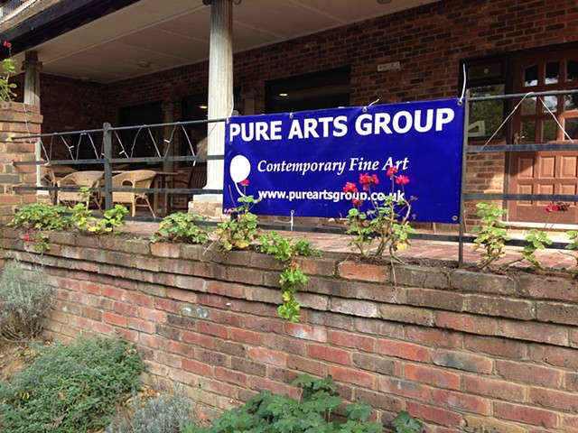 Exhibition 'Pure Arts Group' Battle UK 2016