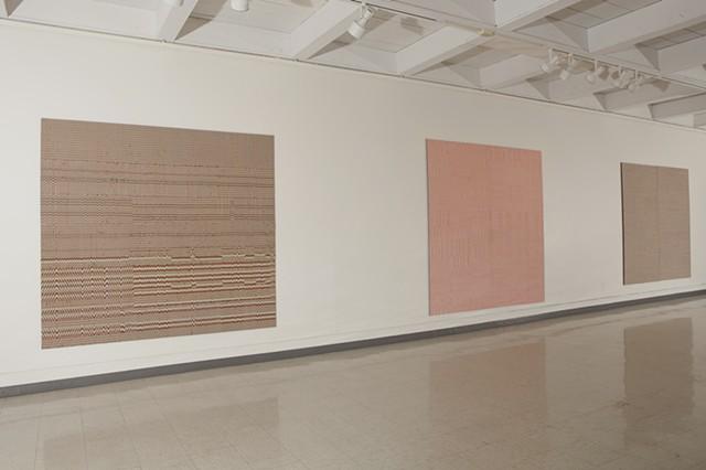 """New Landscapes"" Roswell Museum and Art Center Roswell, NM September - November 2015"