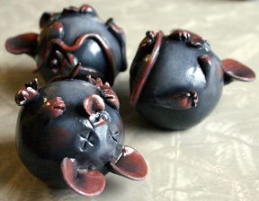 Mieces Pieces, The Only Good Mouse Is A Dead Mouse