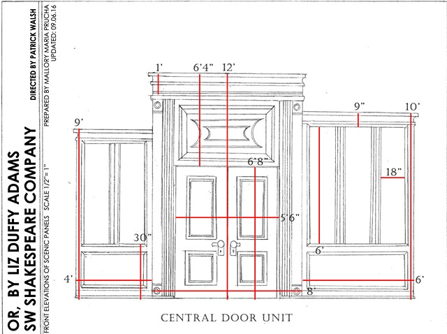 Or, Front Elevations