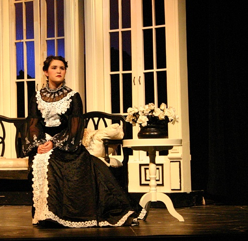 Lady Windermere's Final Dress