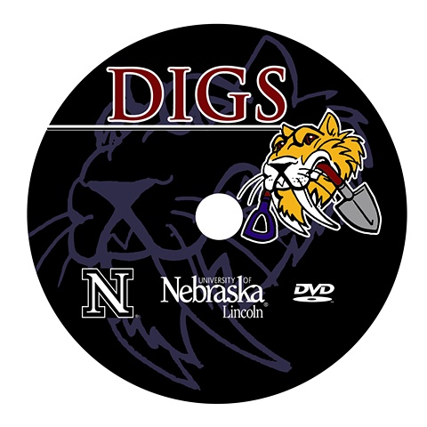 Digs, Concept CD Case