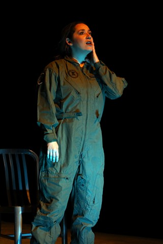 Grounded, Outpost Repertory Theatre