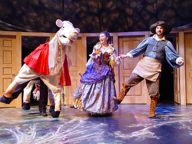 Into the Woods, UNO Production