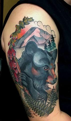 Alana Robbie Tattoo Artist