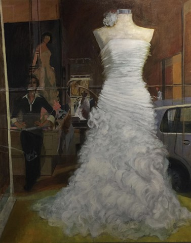 Sargent's Wedding Gown