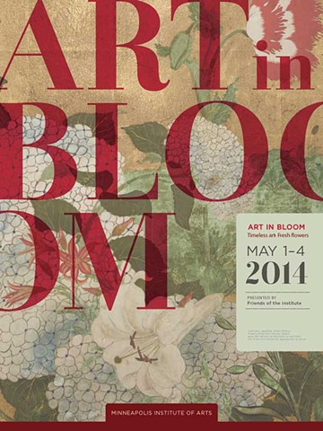 Art in Bloom at the Minneapolis Institute of Art 2014