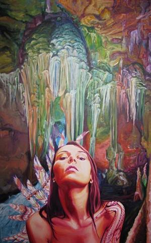 Self Portrait: Spirit Quest