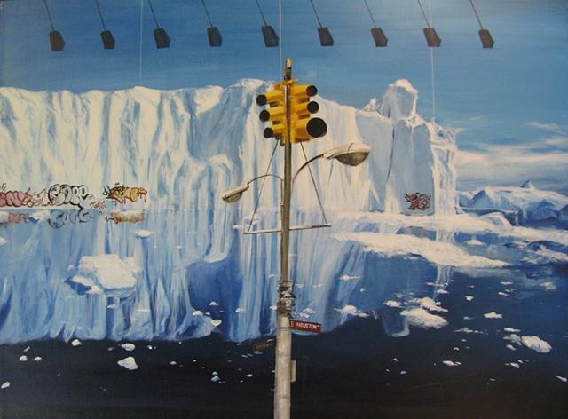 Arctic Ad (Image Bank Series)