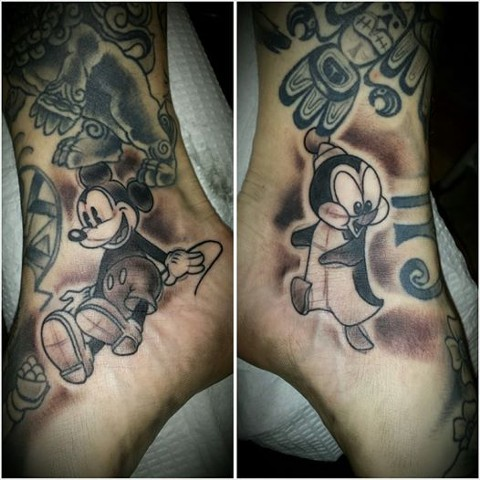 Micky & ChillyWilly