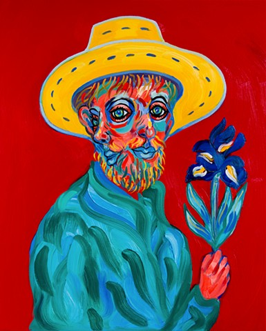 125th Anniversary of Vincent Van Gogh.