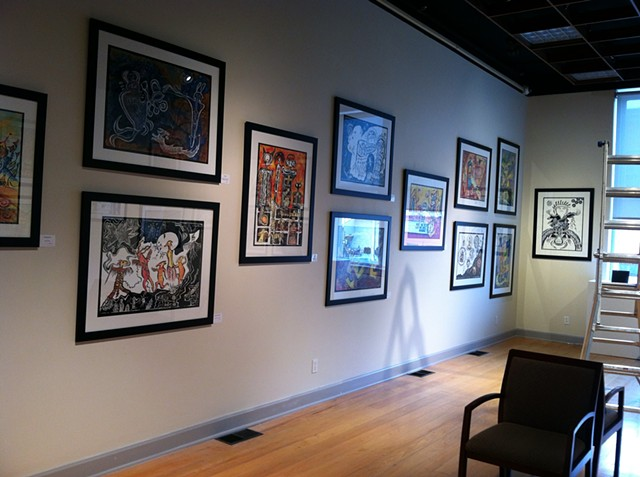 Solo Exhibit photo 13