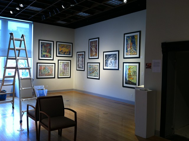 Solo Exhibit photo 12