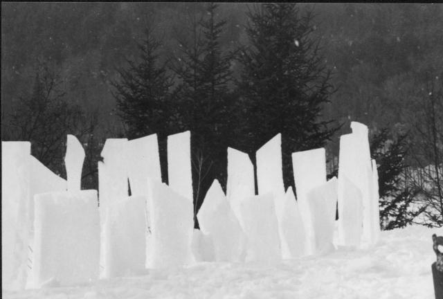 Snow Henge