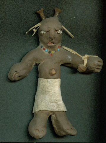 Mud Doll