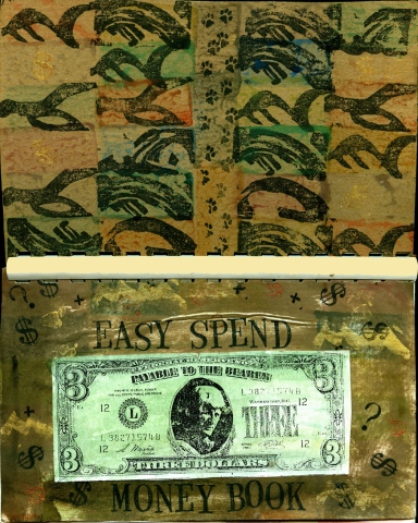 Cover, Money Book