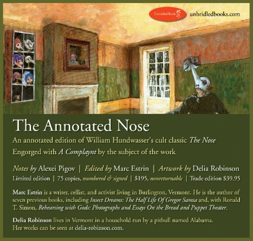 Advertising for The Nose