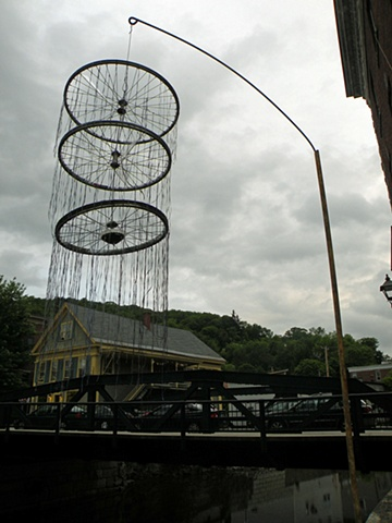 Rain Machine--  SculptCycle 2009