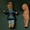 Tiny Whistle Dolls