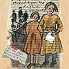 """Page from graphic novel portion of  """"A Shirtwaist Story."""""""
