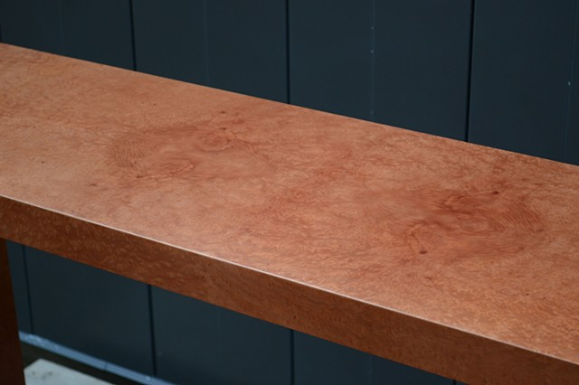 Madrone Burl Table
