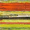 Color Weave, Orange Striped