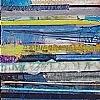 Color Weave, Rippling Blues