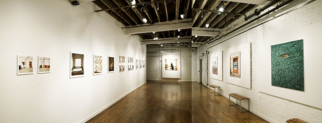 exhibition view, Manufacturing Home, Minneapolis Photo Center, artwork © Amy Eckert www.amyeckertphoto.com