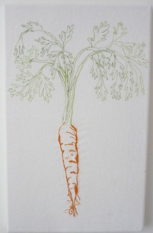 Stitched Carrot