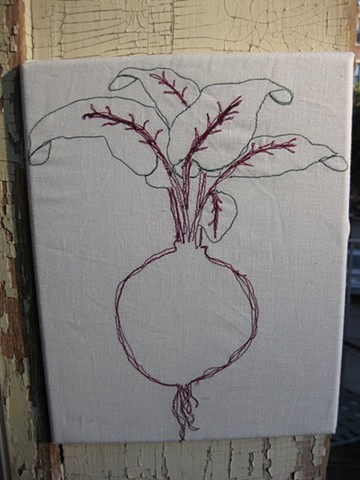 Stitched Beet