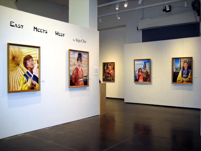 East Meets West Exhibition
