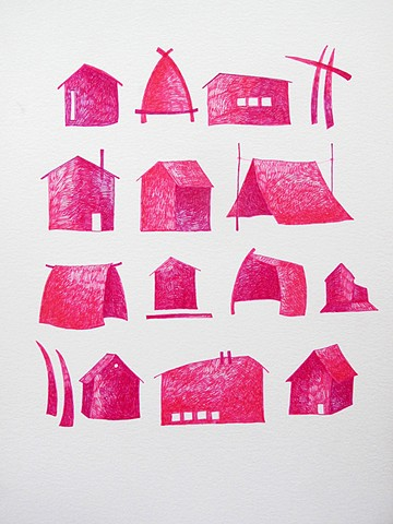 Little Pink Houses--For You and Me