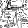 Brooks Range Painting Trip Packing List