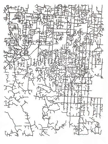 Inner End (Service Roads), Drayton Valley