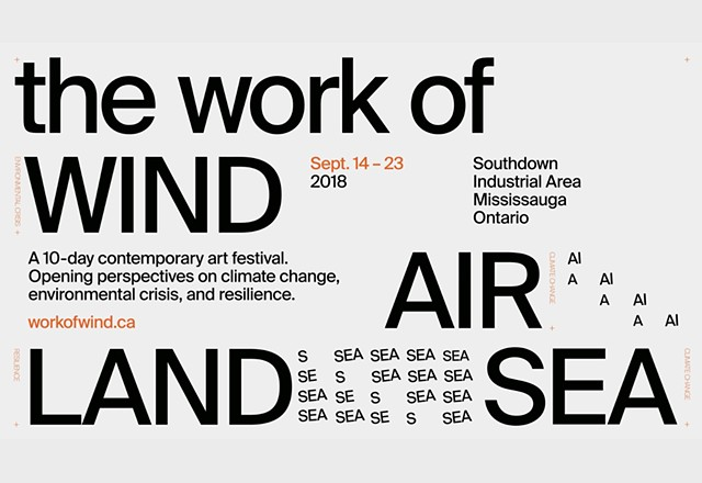 The work of WIND: AIR, LAND, and SEA