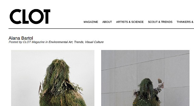 Featured in CLOT Magazine
