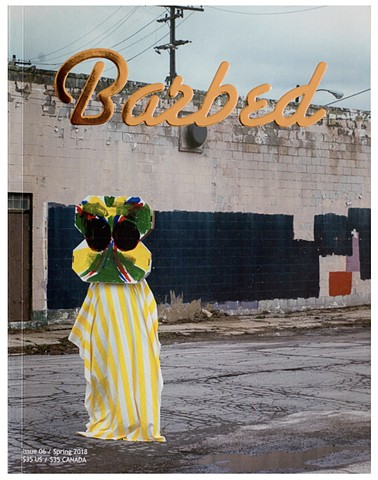 Barbed Magazine