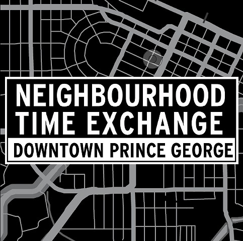 Artist-in-Residence Neighbourhood Time Exchange
