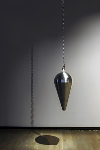 Pendulum I (the dowser's pendulum)