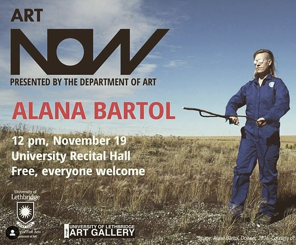 Art NOW Series at University of Lethbridge