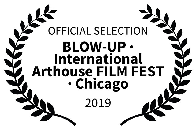 Official Section for Blowup Film Festival Chicago