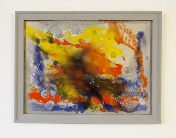 Gray Frame Series B, No. 5