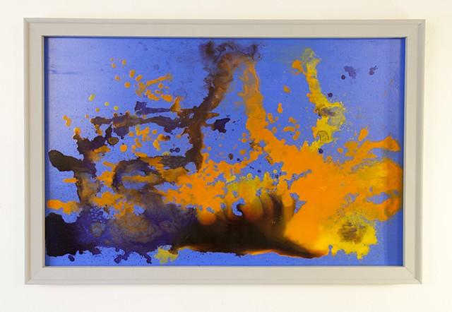 Gray Frame Series C, No. 1