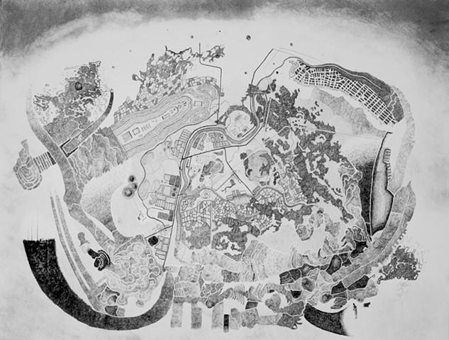 Chorograph No. 7 (Geoplosion)